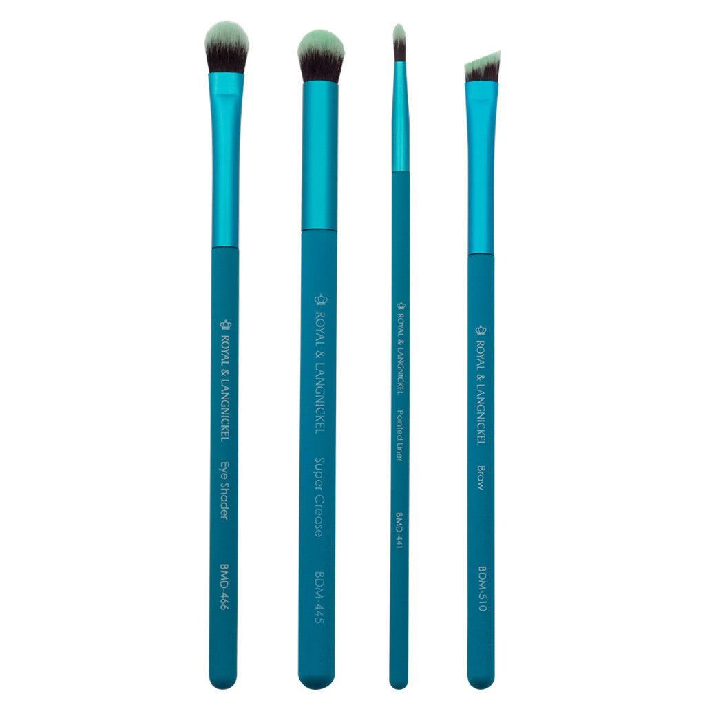 BMD-EK2 - MODA® 5pc Bold Eye Kit Makeup Brushes