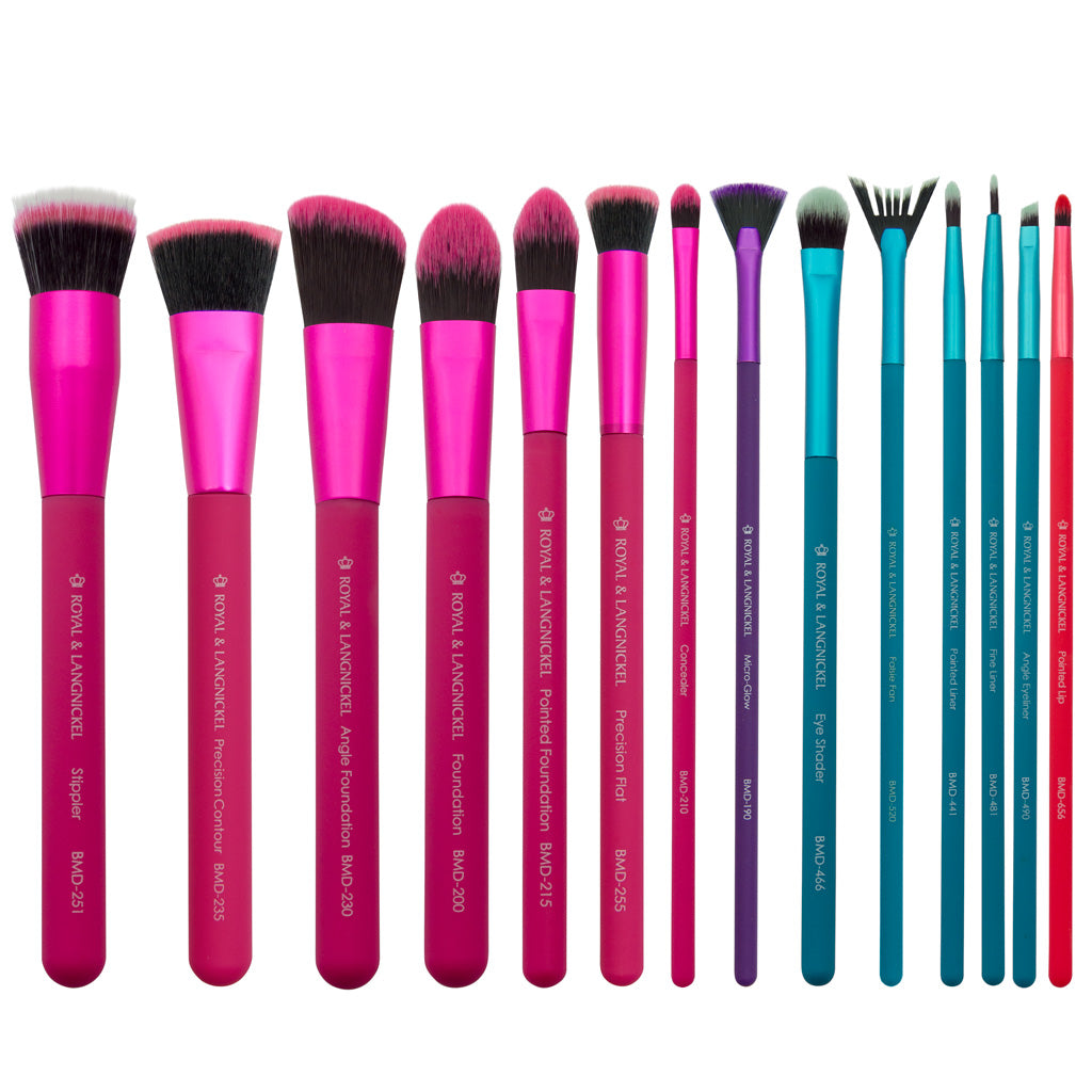 MŌDA® 14pc Fantastically Frightening Bundle MŌDA® 14pc Fantastically Frightening Bundle Makeup Brushes