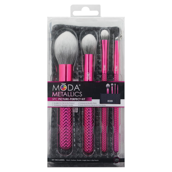 MŌDA® Metallics 5pc Picture Perfect Kit