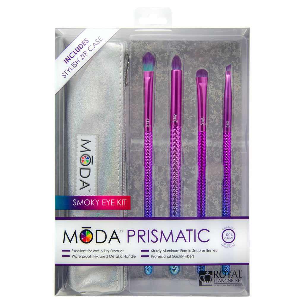 MODA® Prismatic 5pc Smoky Eye Kit BMD-PSEKIT5