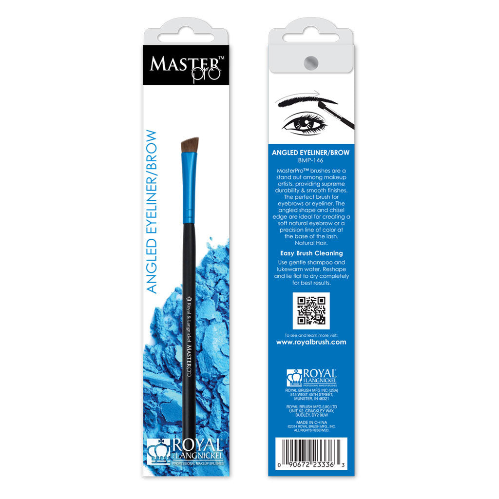 Master Pro™ Angled Eyeliner/Brow retail packaging
