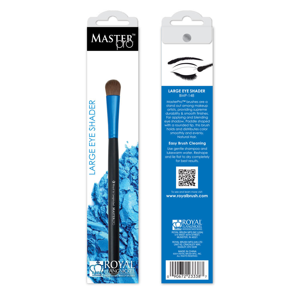 Master Pro™ Large Eye Shader retail packaging