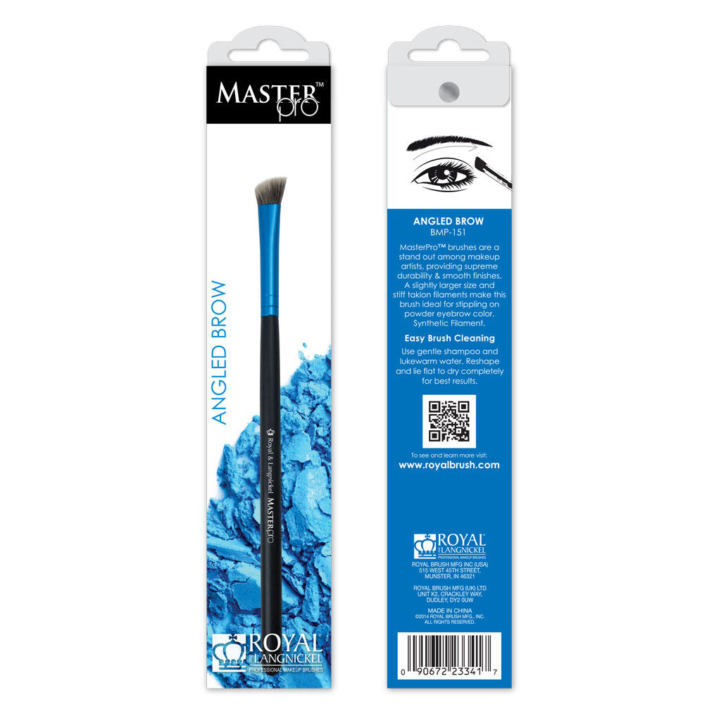 Master Pro™ Angled Brow retail packaging