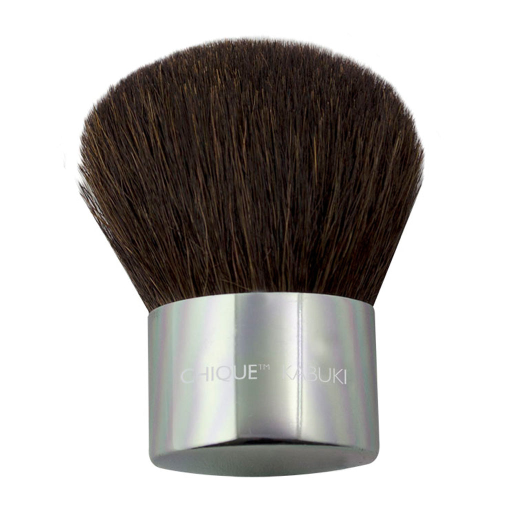Chique™ Natural Kabuki Makeup Brush