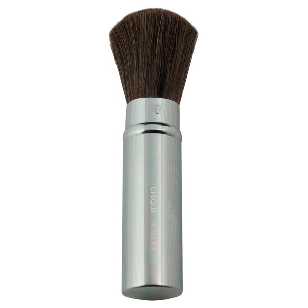Chique™ Natural Retractable Powder Makeup Brush