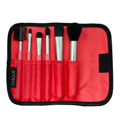 Chique™ 7pc Apricot Complete Brush Set