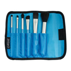 Chique™ 7pc Blue Mineral Brush Set