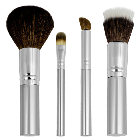 BQU-SET1 - Chique™ Natural 4pc Mineral Set