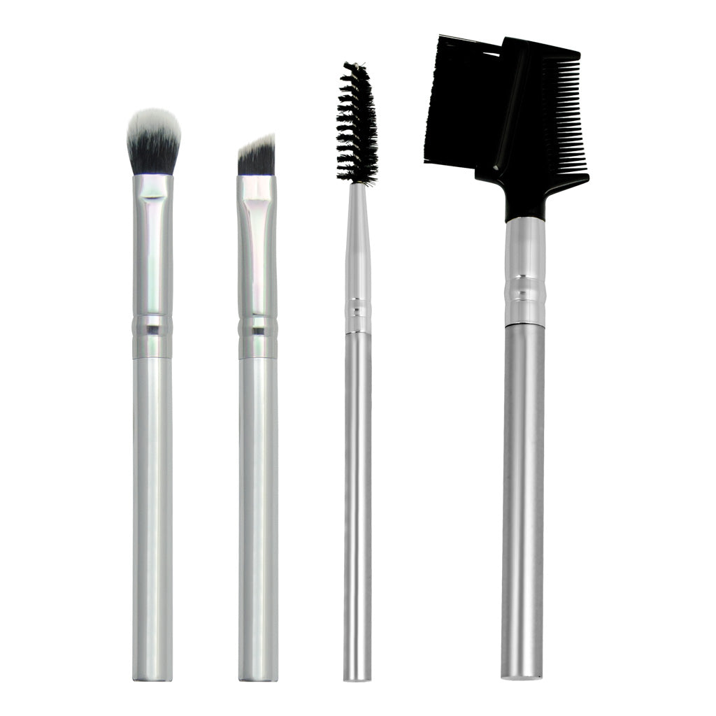 Chique™ 4pc Eye Set Makeup Brushes