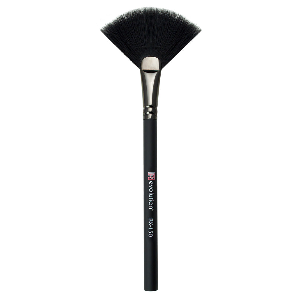 Revolution Fan Makeup Brush