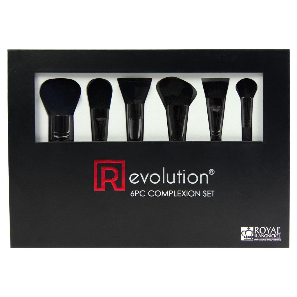 [R]evolution® Pro Complexion Kit - Synthetic 6pc Kit