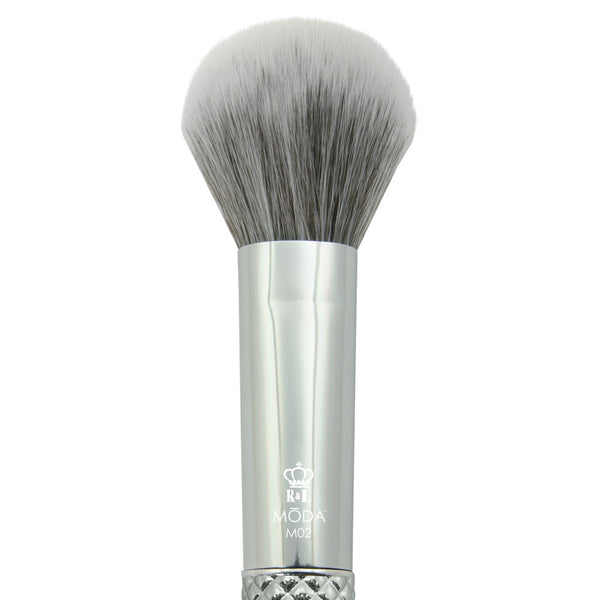 M02 - MODA® Metallics Multi-Purpose Powder Makeup Brush