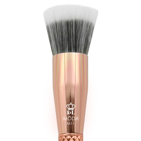 M11 - MODA® Metallics Stippler Makeup Brush Head