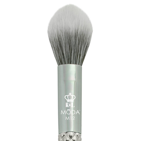 M12 - MODA® Metallics Highlight and Glow Makeup Brush Head