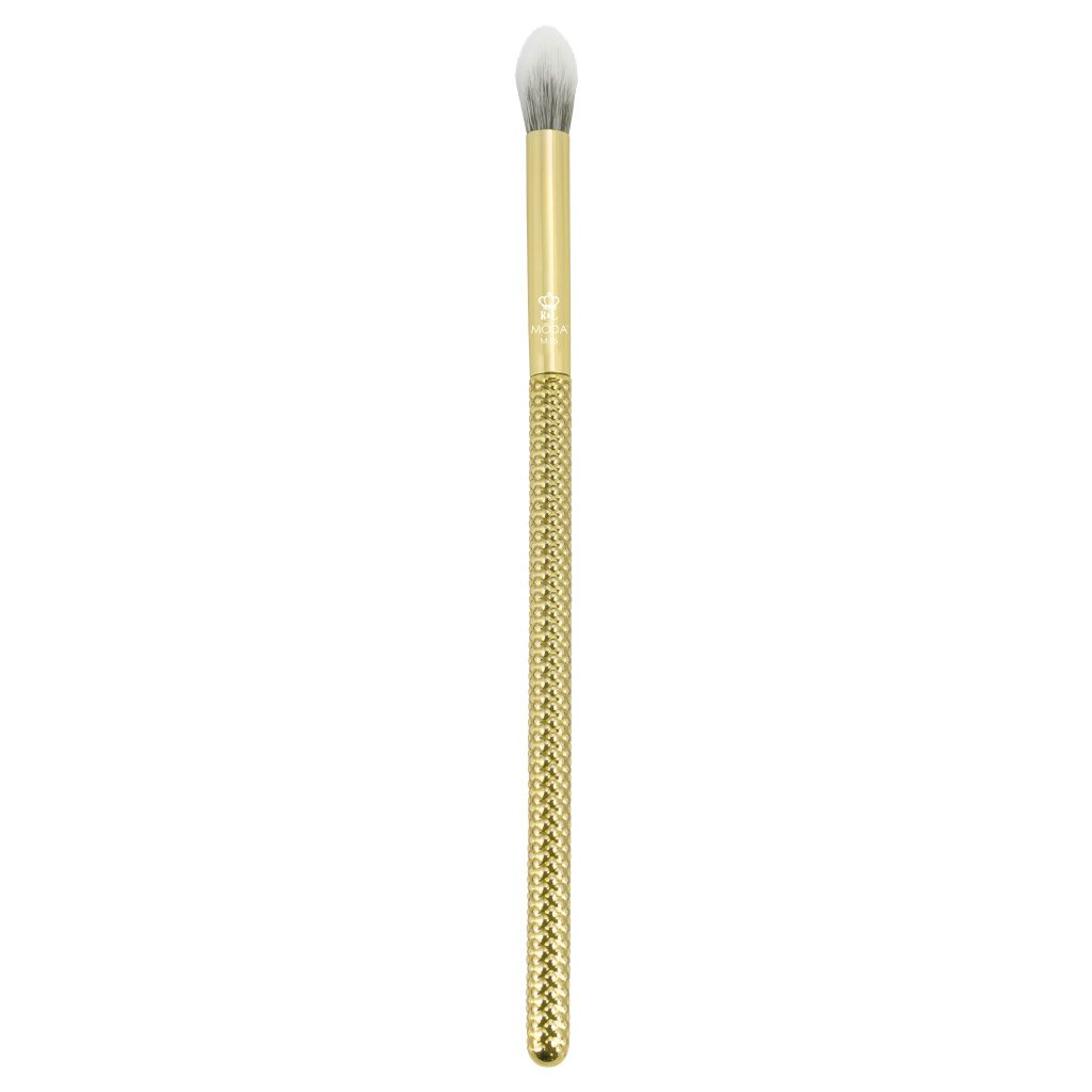 MŌDA® Metallics Crease M16 - MODA® Metallics Crease Makeup Brush