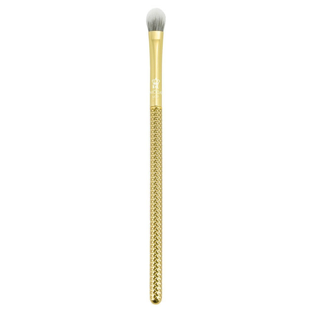 M19 - MODA® Metallics Shader Makeup Brush