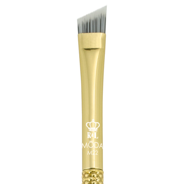 M22 - MODA® Metallics Brow Makeup Brush