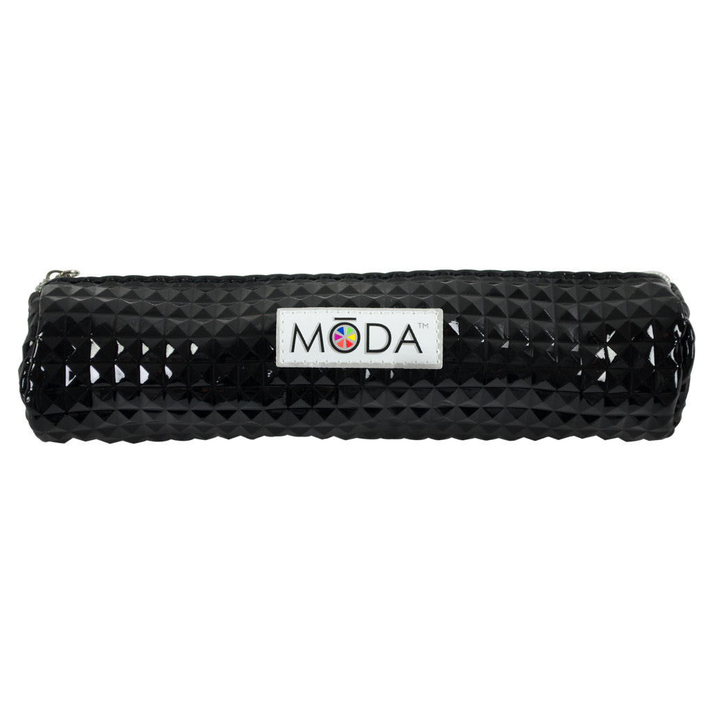 Studded Zip Pouch included with MSET-EK4 - MODA® Metallics 5pc Bold Eye Kit