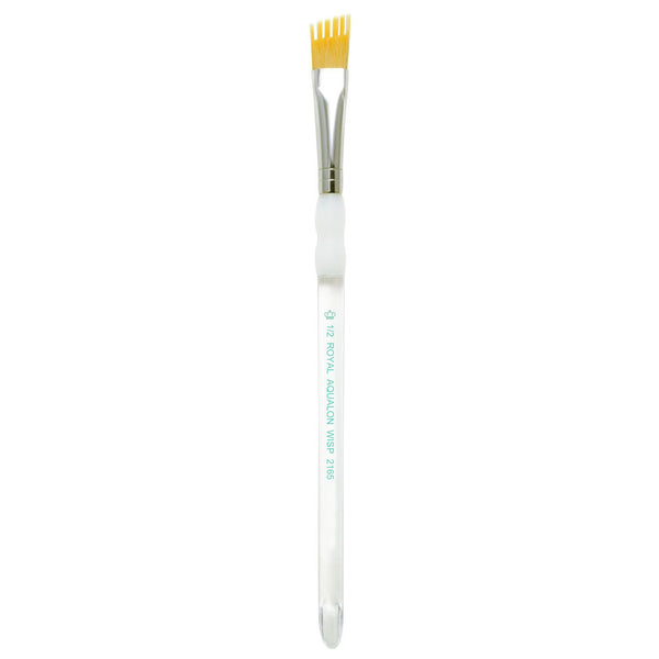 "Aqualon Wisp™ Angular Brush 1/2"" Makeup Brush"