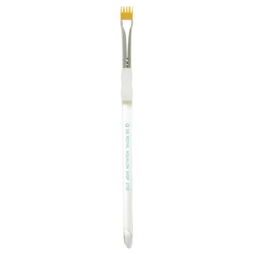 Aqualon Flat Wisp™ Brush 3/8""