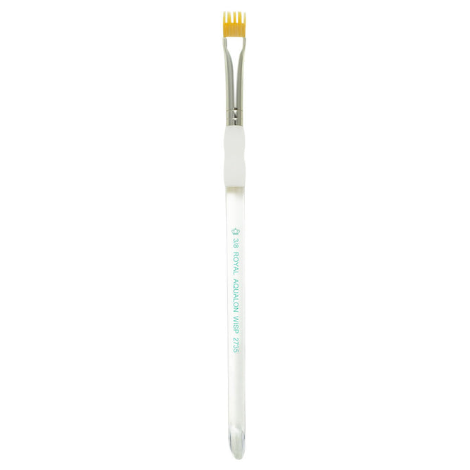 R2735-3/8 INCH - Aqualon Flat Wisp™ Brush 3/8""