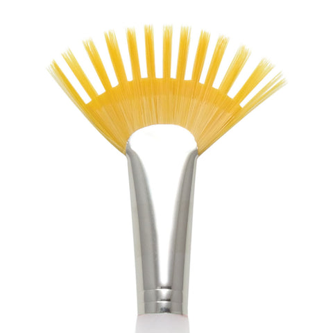 R2855-3/4 INCH - Aqualon Fan Wisp™ Brush 3/4""
