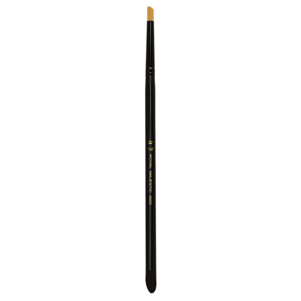 "Majestic™ Deerfoot Stippler 1/4"" Body Art/FX Brush"