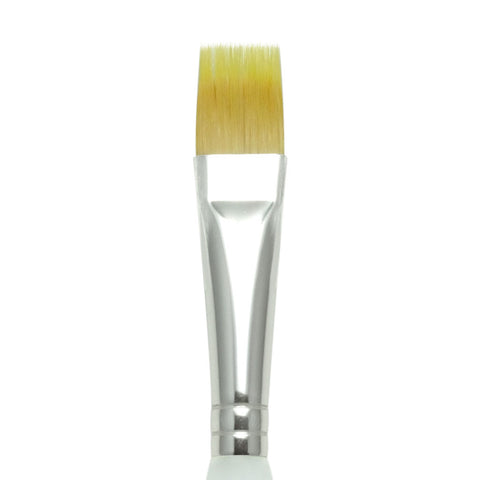 Soft Grip Gold Synthetic Comb 1/2""