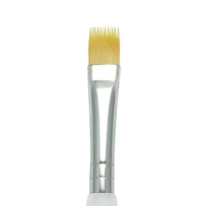 SG730-3/8 INCH - Soft Grip Gold Synthetic Comb 3/8""