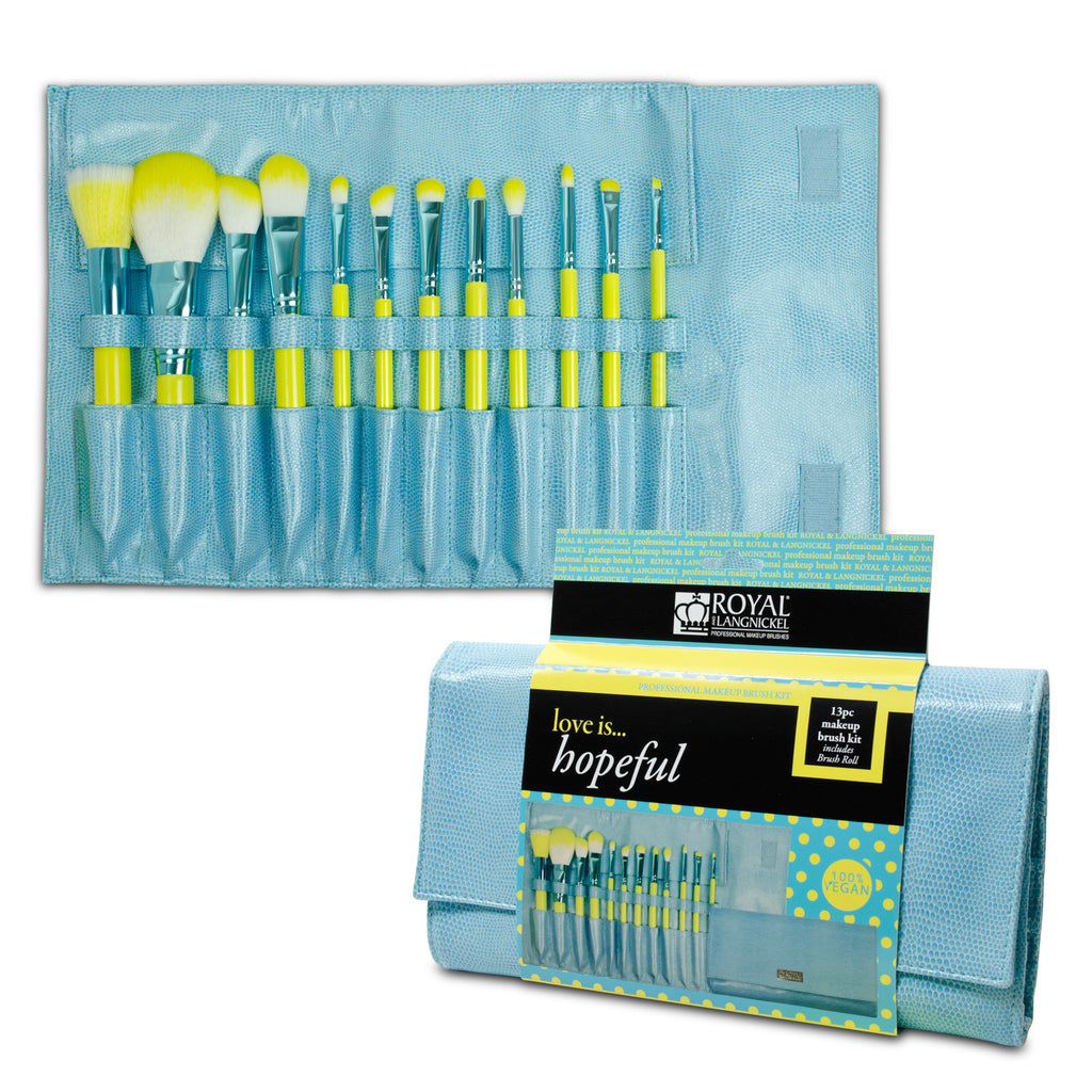 Love Is... Hopeful™ – 12-piece Wrap Kit with retail packaging