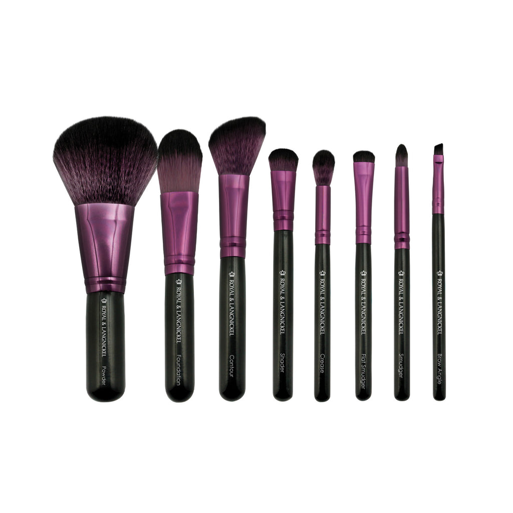 Guilty Pleasures... Wrath™ – 8-piece Travel Brush Kit