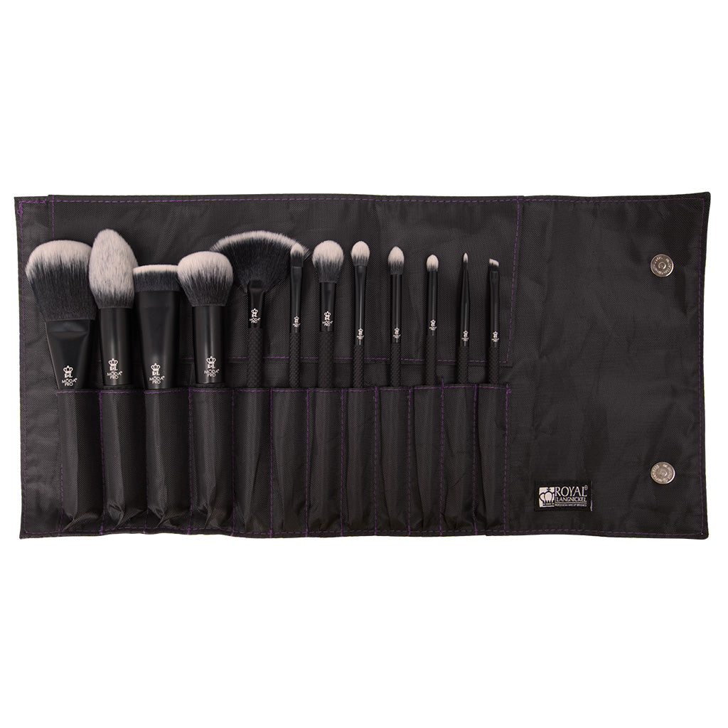 Makeup Brushes in Wrap
