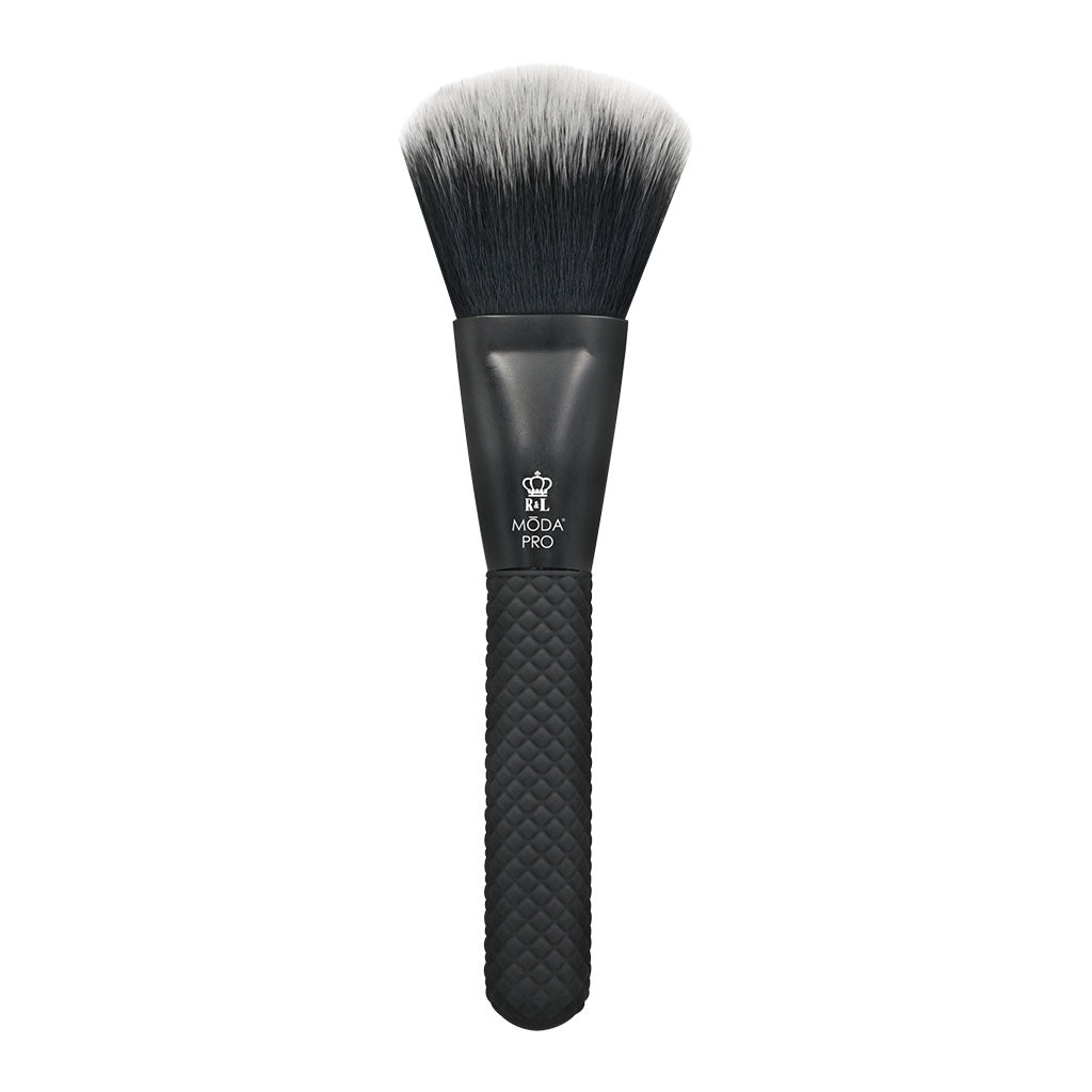 MŌDA® Pro Flat Powder BMX-175 - MODA® Pro Flat Powder Makeup Brush