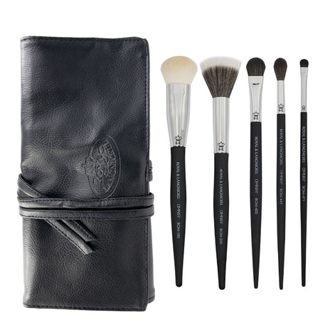 OMNIA® Artist Favorites - Cassie Lyons Makeup Brushes Bundle with included brush wrap