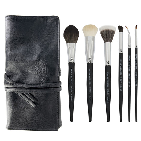 OMNIA® Artist Favorites - Christina Vida Makeup Brushes Bundle with included brush wrap
