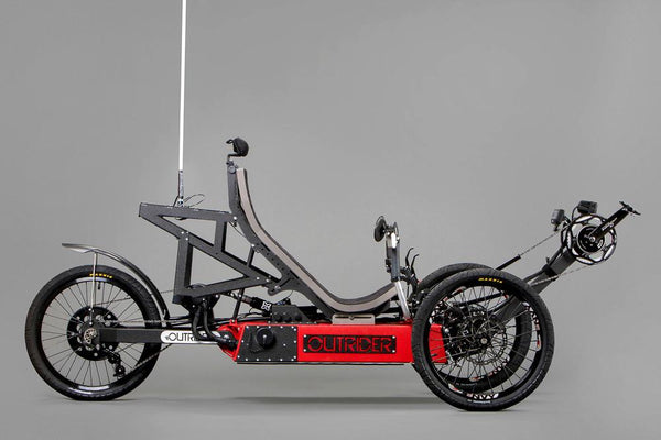 Outrider Alpha 440L, Outrider USA, road, speed, fastest Outrider, fastest electric bike, fastest ebike