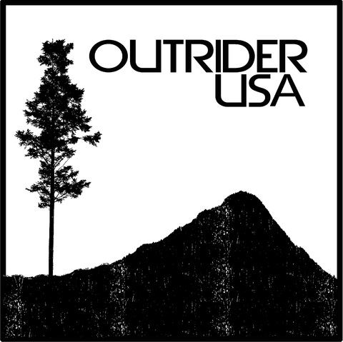 Outrider USA Sticker