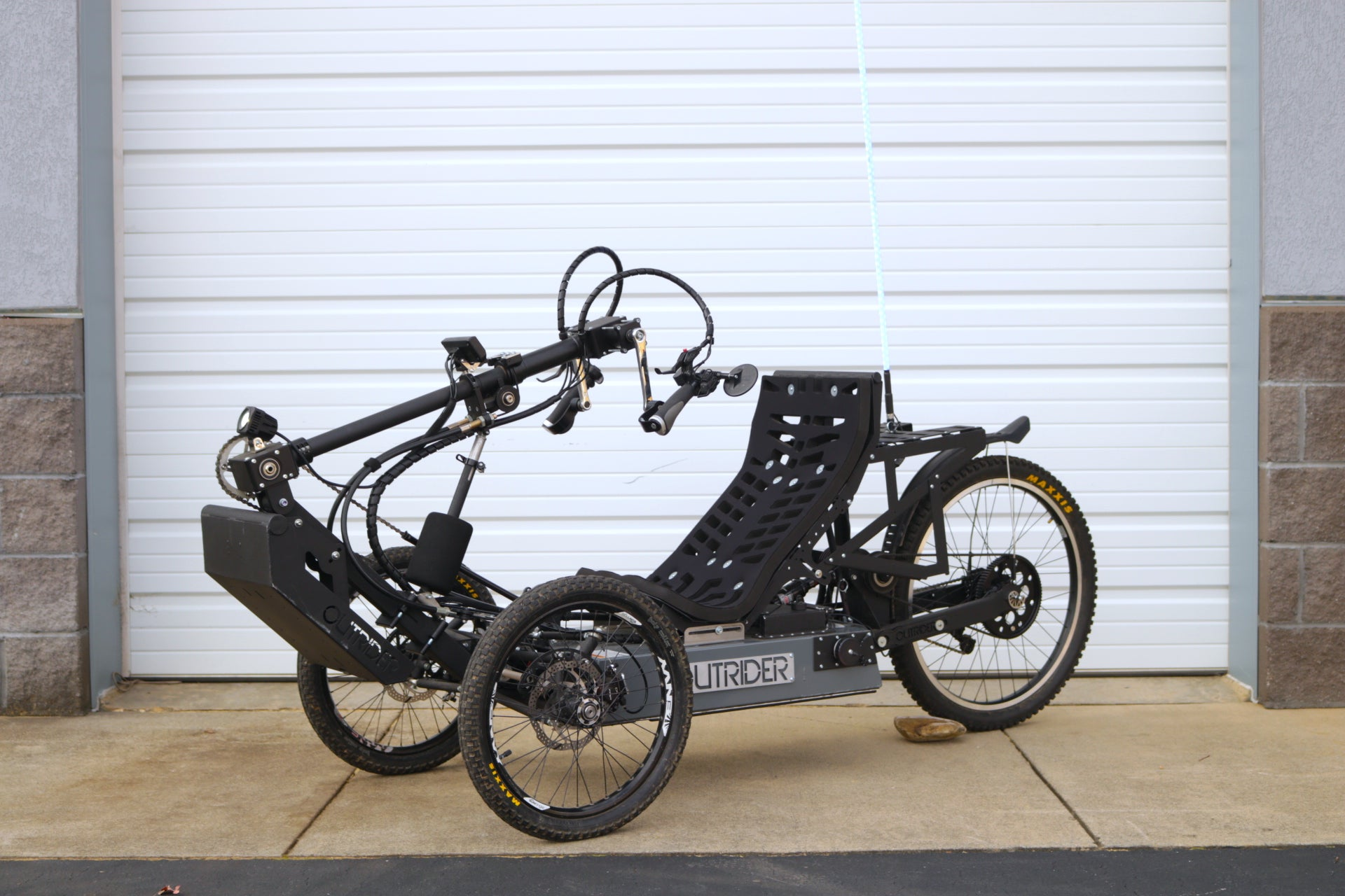 Horizon Handcycle