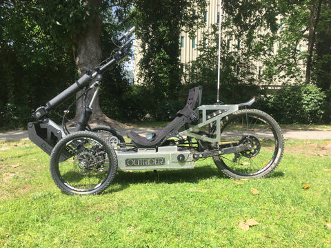 Horizon (Off-Road) | Handcycle + Electric (H)