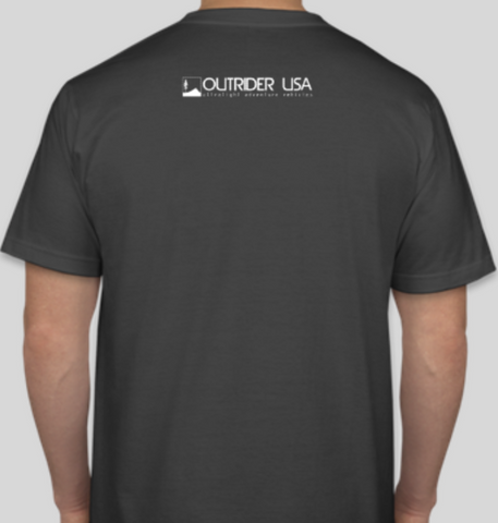 The Outrider Silhouette T-Shirt