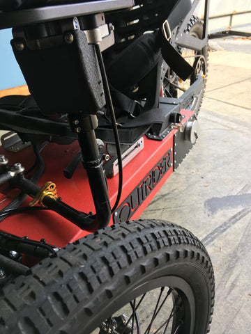 2019 Outrider Horizon 230T with Tri-Pin Hand Controls