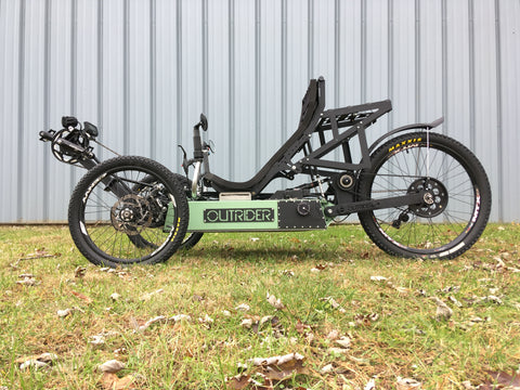 2017 Outrider Nomad 210L