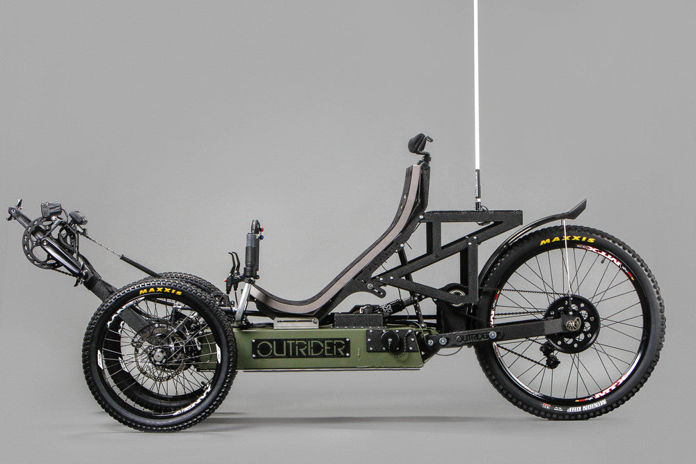 Horizon (Off-Road) | Pedal + Electric (L)