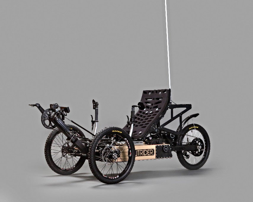 Nomad (All-Terrain) | Pedal + Electric (L)