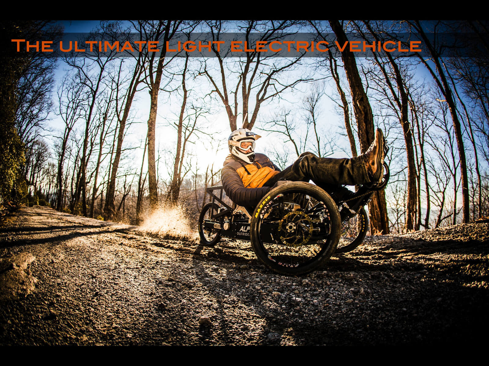Outrider USA video page