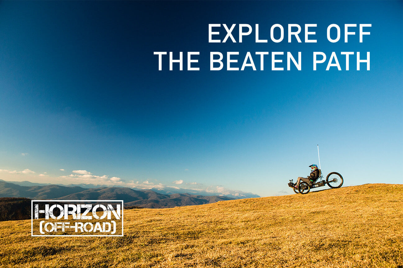 Off-Road exploration with Horizon