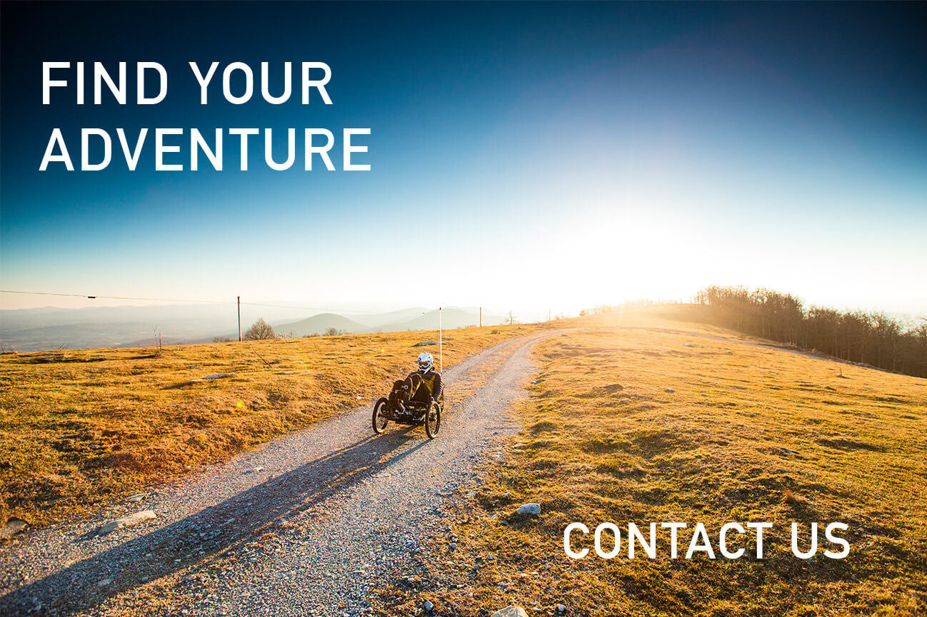 Contact us - Your next adventure awaits