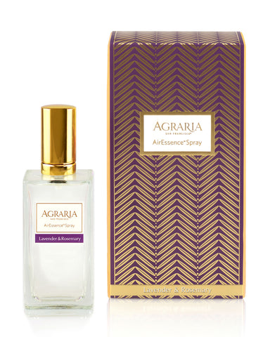 Agraria Lavender & Rosemary AirEssence Room Spray