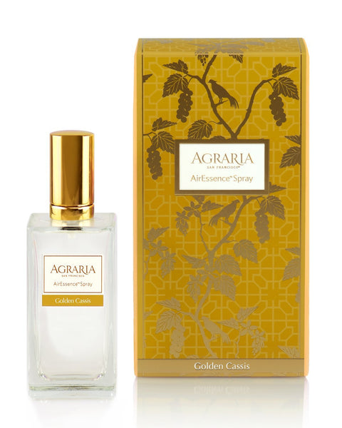 Agraria Golden Cassis AirEssence Room Spray