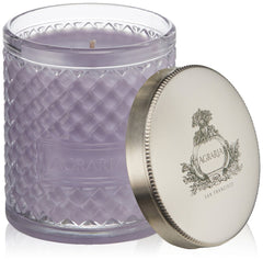 Agraria Lavender & Rosemary Crystal Candle